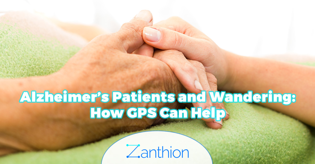 Alzheimer's Patients and Wandering: How GPS Can Help