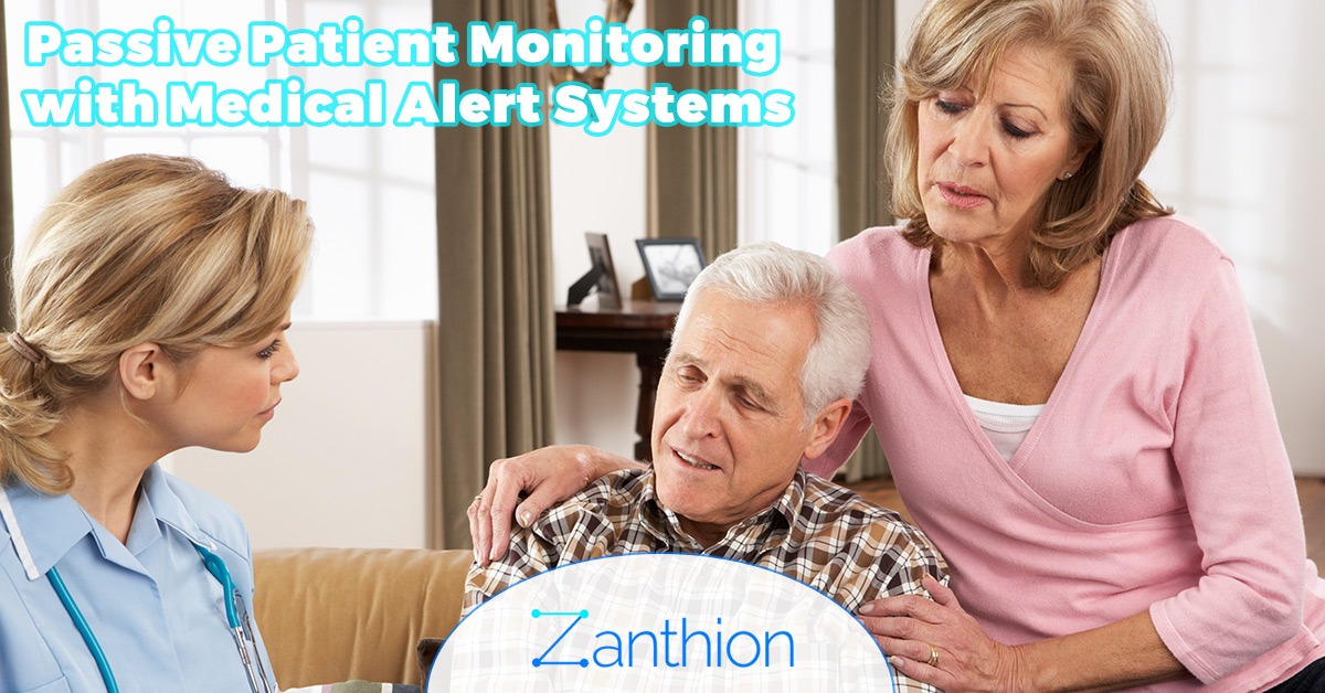 Passive Patient Monitoring with Medical Alert Systems