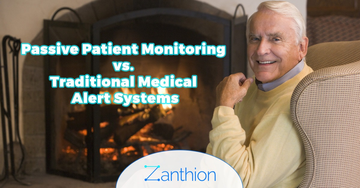 Passive Patient Monitoring vs. Traditional Medical Alert Systems